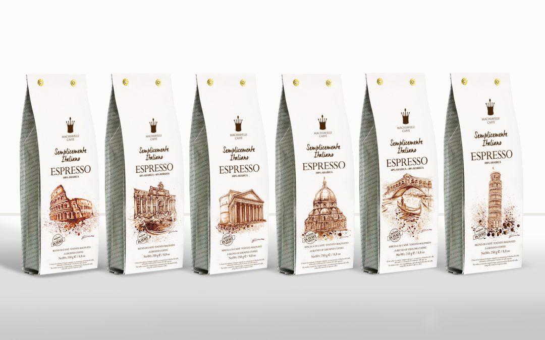 Semplicemente Italiano firmy Machiavelli Caffè